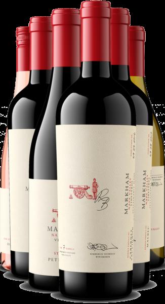 Sips & Safari 6-Bottle Tasting Set